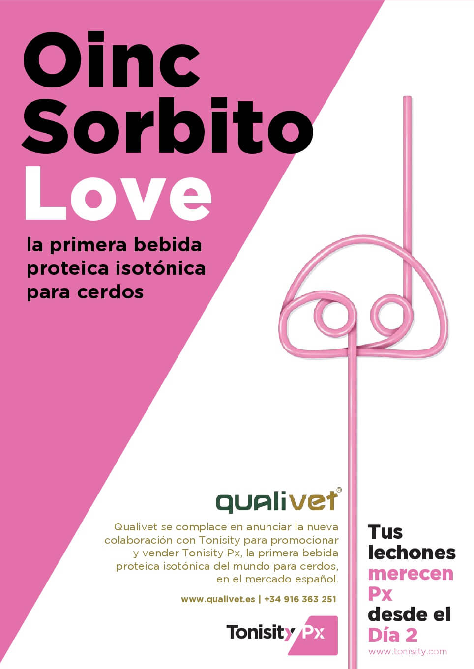 Sorbito Love Qualivet Tonisity